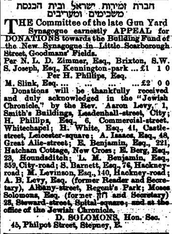 Scarborough Street Aug 2 1872